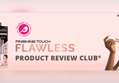 Finishing Touch Flawless hair removal products