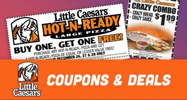 Little Ceasars Deals Coupons