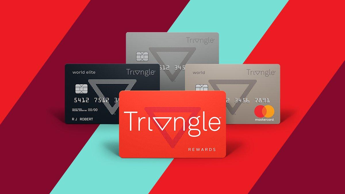 Triangle Rewards Program