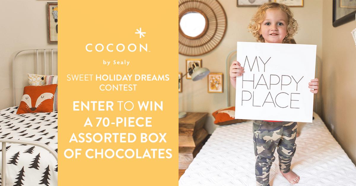 Win 70PC Box of Chocolates