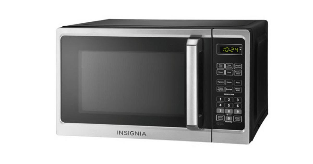 Win Insignia Microwave