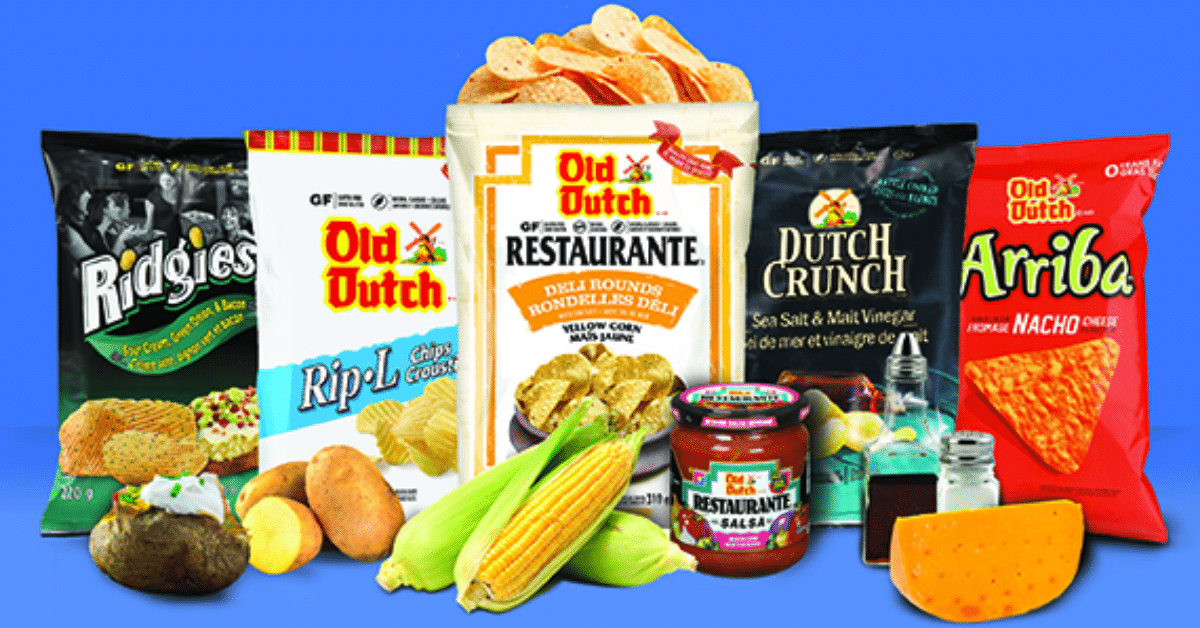 Win Old Dutch Prize Packs
