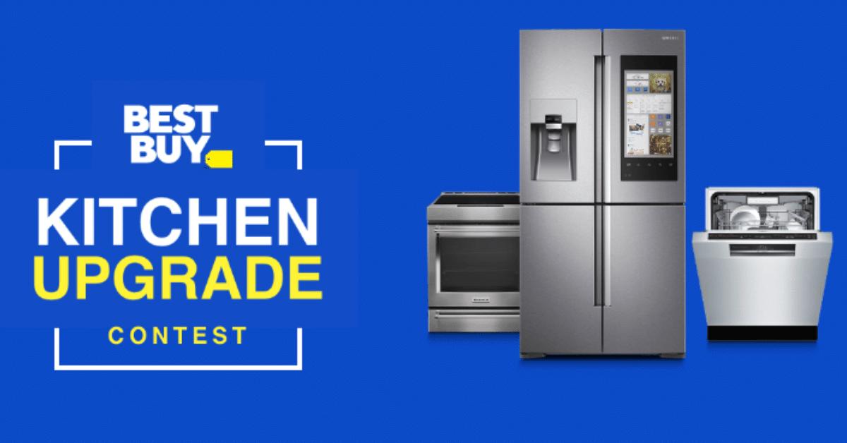best buy kitchen upgrade contest
