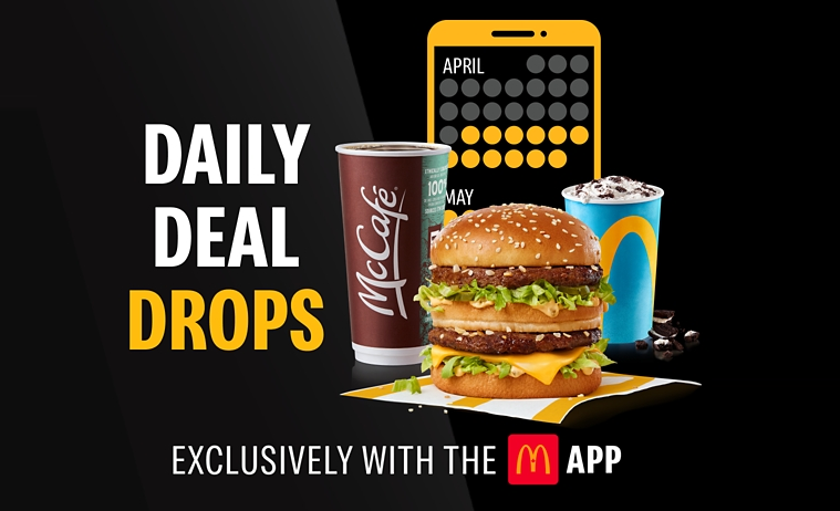 daily deal drops