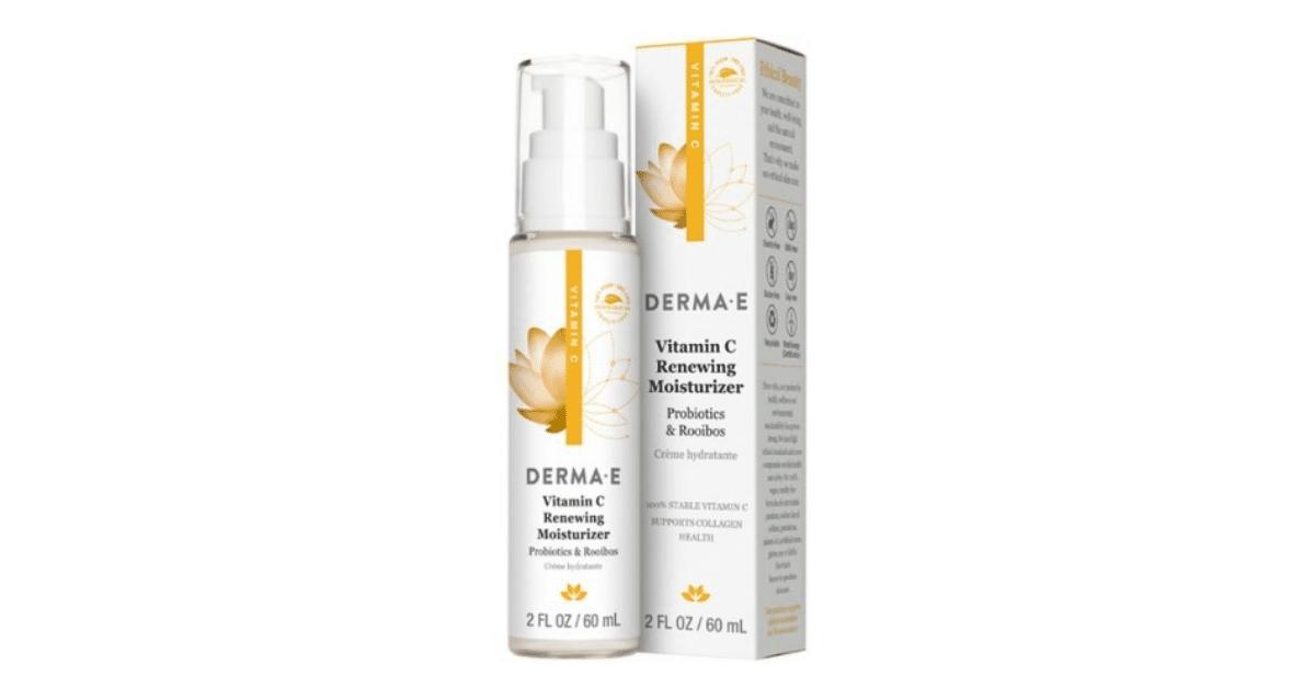 free derma e moisturizer