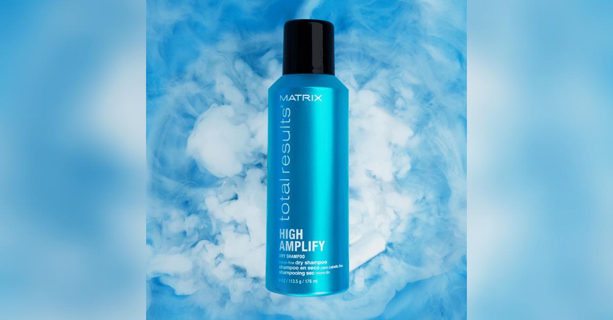 free matrix dry shampoo