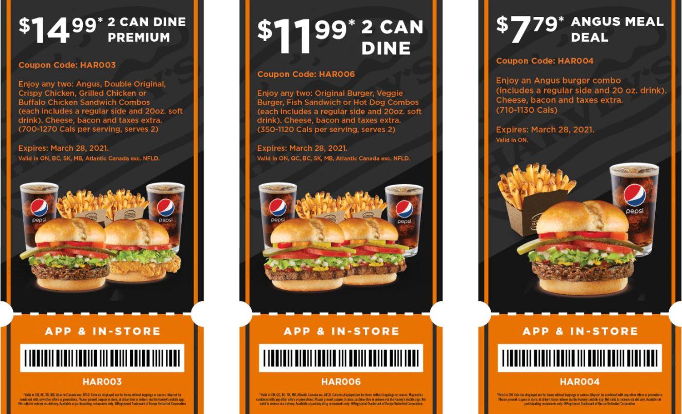 harveys coupons 2