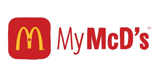 mymcds app