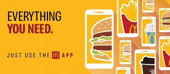McDonalds App Discounts