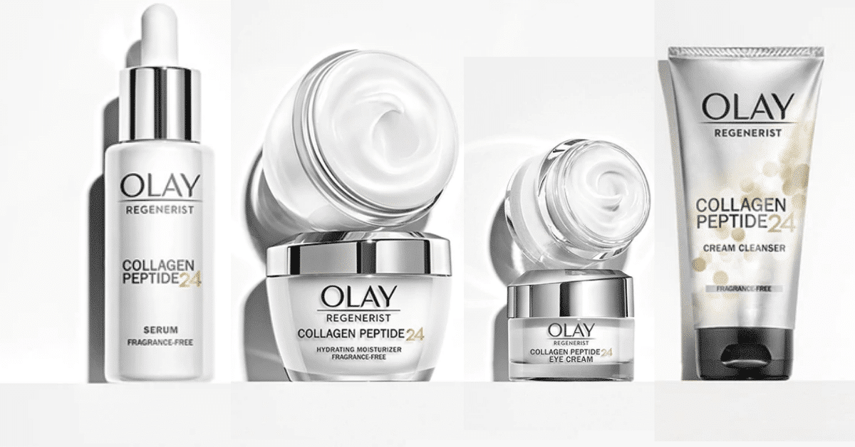 olay collagen peptide