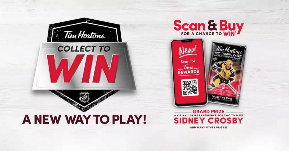 tim hortons scan contest