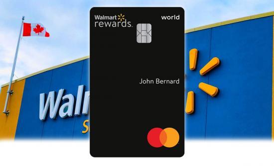 Walmart Reward MasterCard System