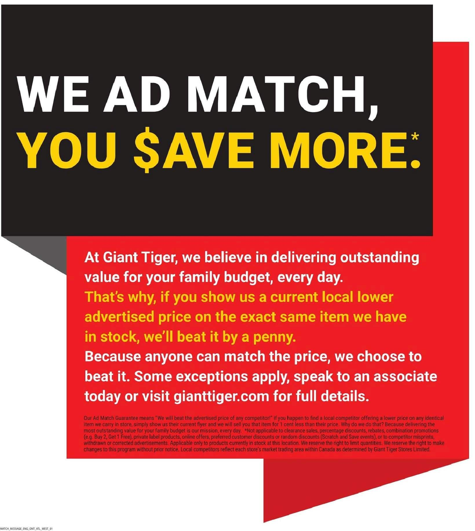 09 Giant Tiger ON Flyer April 14 April 20 2021