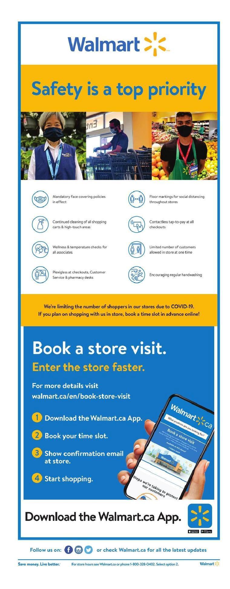 14 Walmart Supercentre Flyer May 20 May 26 2021