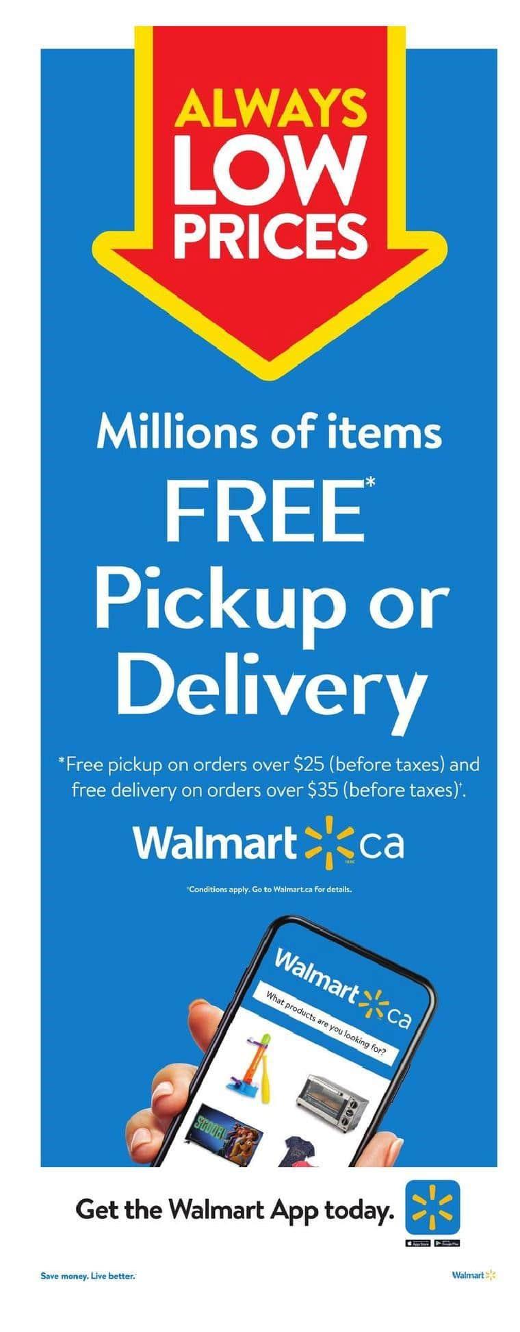 18 Walmart Supercentre Flyer May 20 May 26 2021