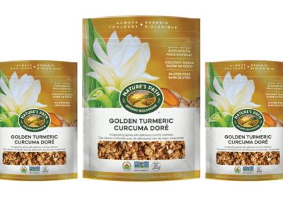 Granola GOLDEN CURCUMA Natures Path