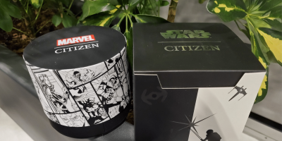 win a Marvel or Star Wars inspired Citizen watch