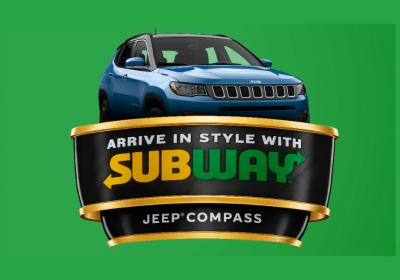 Jeep compass subway