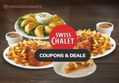 Swiss Chalet Coupons Deals