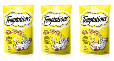 free bag temptations treats