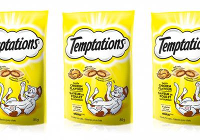 free bag temptations treats
