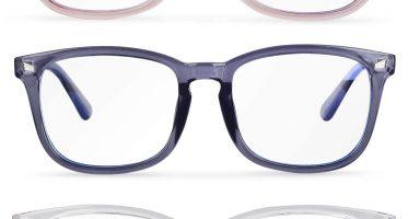 pack blue light blocking glasses