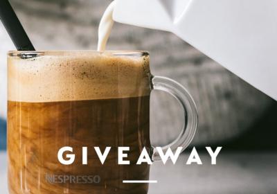 nespresso giveaway