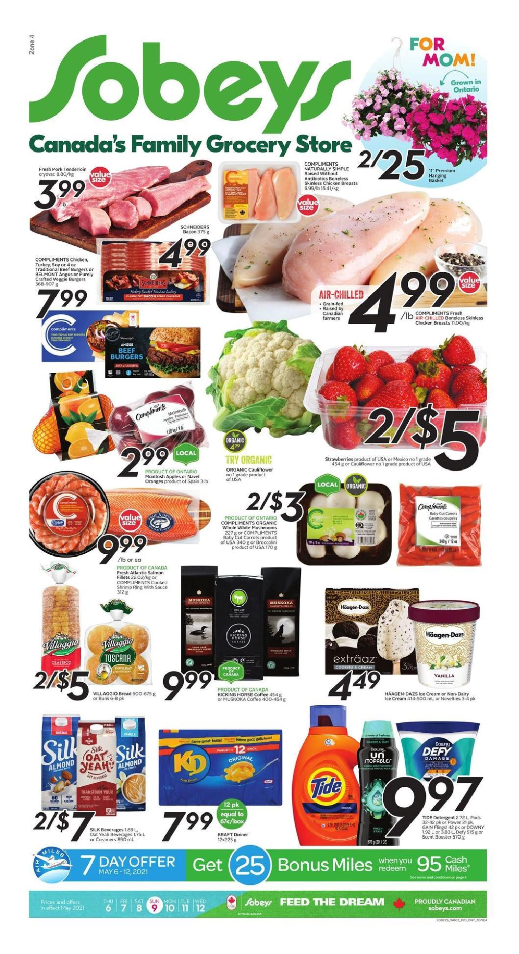 01 Sobeys ON Flyer May 6 May 12 2021