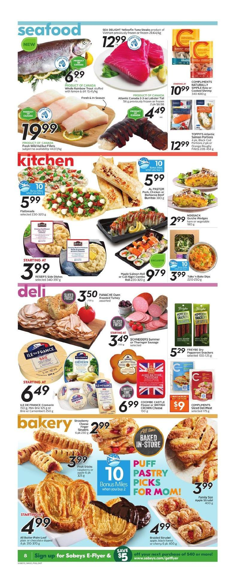 13 Sobeys ON Flyer May 6 May 12 2021