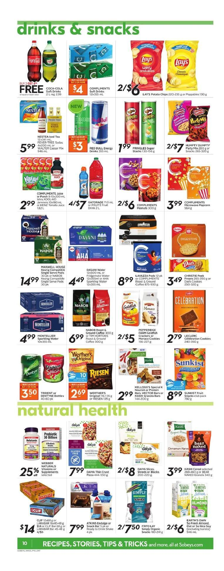 16 Sobeys ON Flyer May 6 May 12 2021