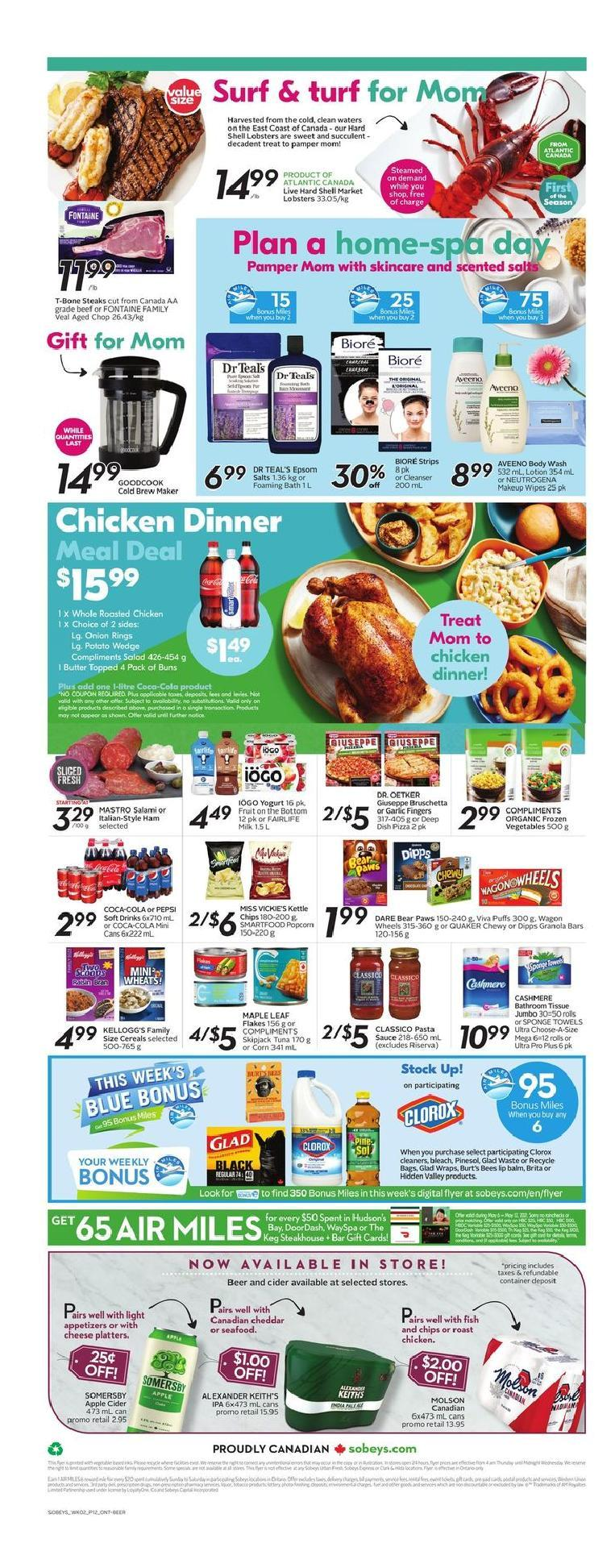 18 Sobeys ON Flyer May 6 May 12 2021
