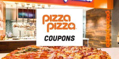 Pizza pizza coupons deals 1