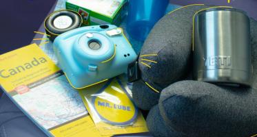 Roadtrip kit
