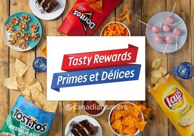Tasty Rewards Canada