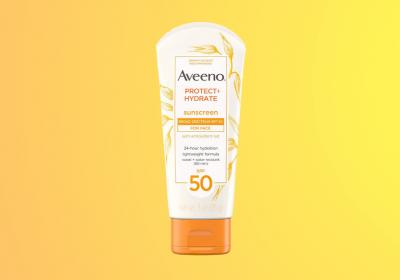 aveeno sunscreens 1