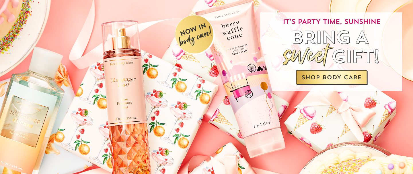 Bath and Body Works Partnering Brands