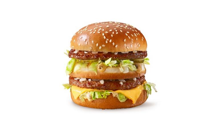 BOGO Free Big Macs on DoorDash