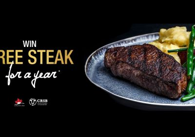 free steak