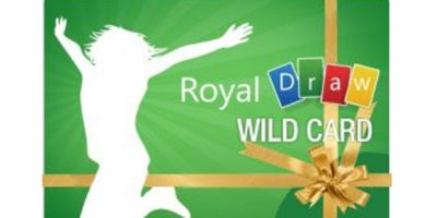 royal draw card