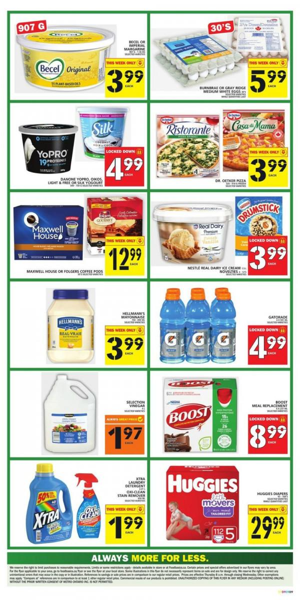 10 - Food Basics Flyer May 21 - May 27, 2020