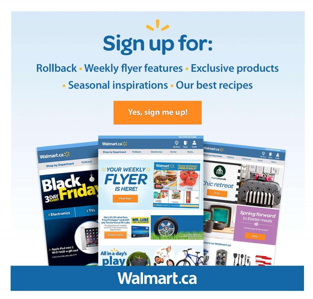 10 - Walmart Supercentre Flyer July 23 - July 29, 2020