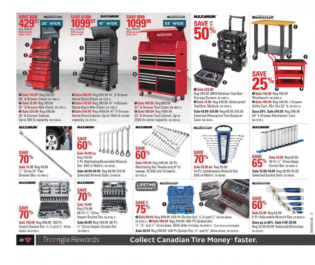 33 - Canadian Tire Flyer May 29 - June 4, 2020